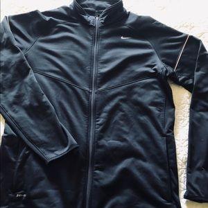 Men's Nike lightweight Jacket size Large